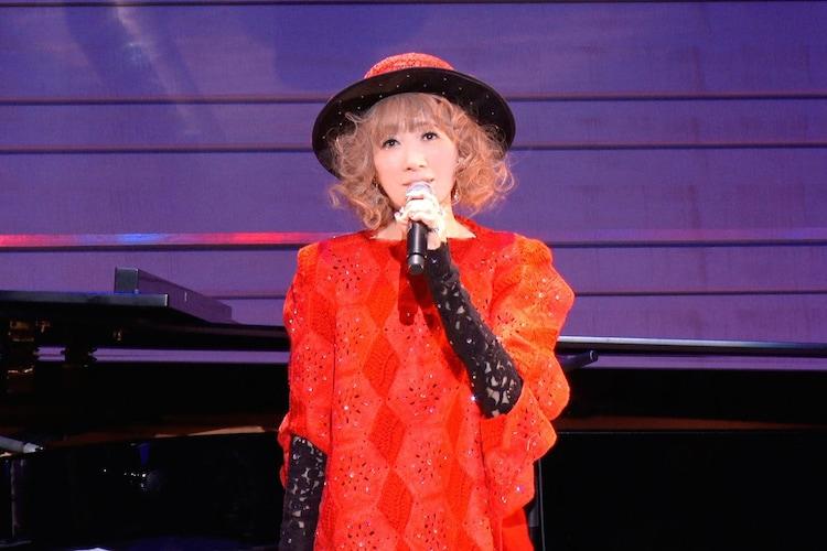 涼風真世「Fairy」発売記念コンサートより。