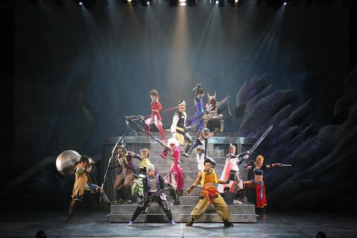 「斬劇『戦国BASARA4』関ヶ原の戦い」ゲネプロより。