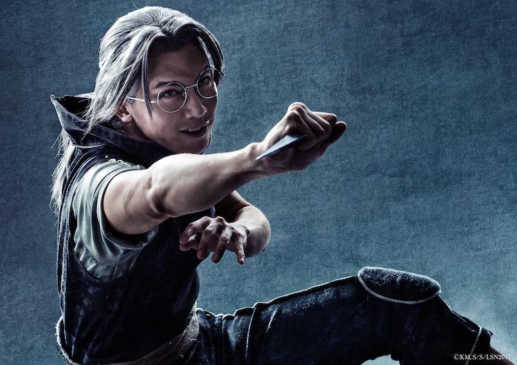 岡田亮輔演じる薬師カブト。