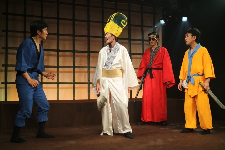 2016年「天晴パラダイス青信号~ゴールドフィンガー」より。