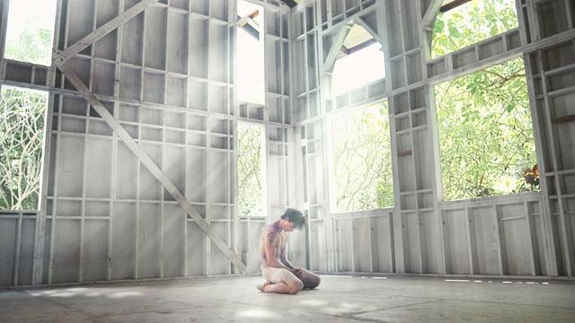 映画「ダンサー、セルゲイ・ポルーニン 世界一優雅な野獣」ビジュアル