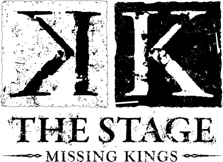 「舞台『K -MISSING KINGS-』」ロゴ