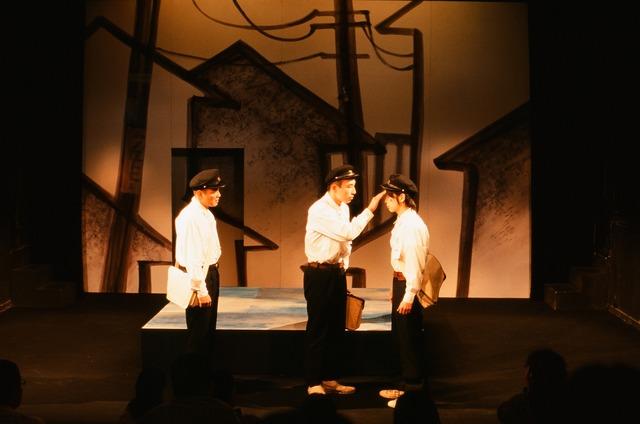 劇団東京乾電池、過去公演より。