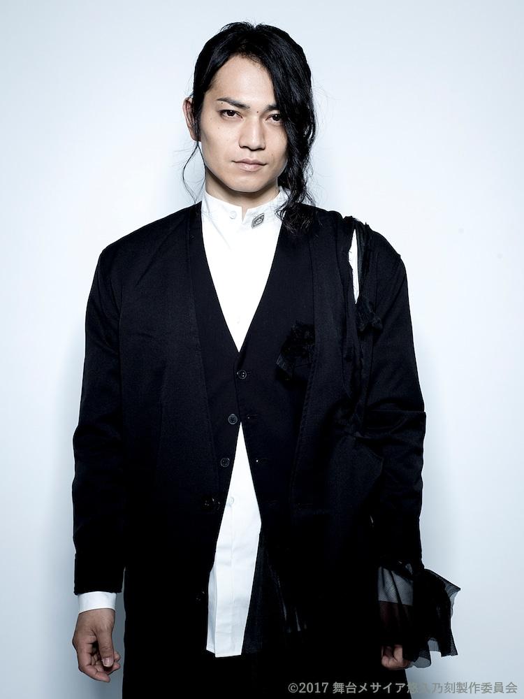 荒木健太朗演じるチェーカー。