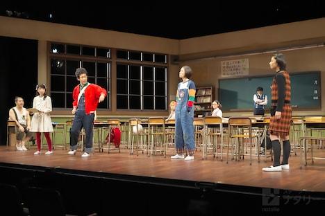 シス・カンパニー公演「子供の事情」より。(撮影:青木司)