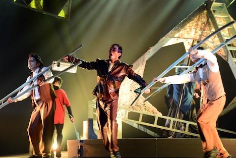 キティエンターテインメント × 東映 Presents SHATNER of WONDER #6「遠い夏のゴッホ」公開ゲネプロより。
