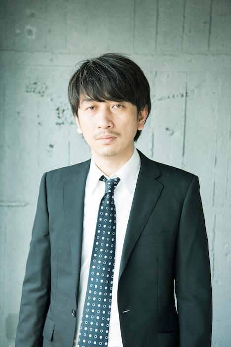 岩井秀人(撮影:平岩享)