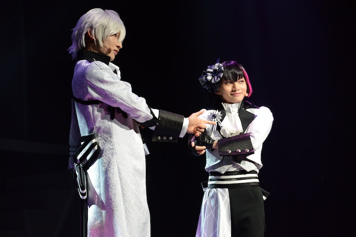 「B-PROJECT on STAGE『OVER the WAVE!』」ゲネプロより、キタコレ。