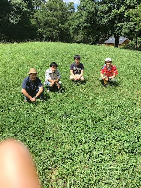 師岡広明の舞台企画「僕の犬返して」ビジュアル(撮影:黒田大輔)