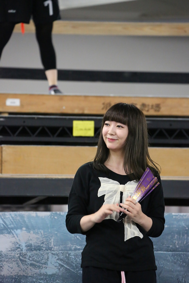 「『少女☆歌劇 レヴュー・スタァライト―The LIVE―』#1」公開稽古より。伊藤彩沙。