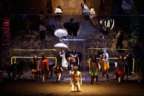 韓国版「ペール・ギュント」(2009年初演)より。(c)LG Arts Center & JD Woo