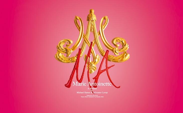 ミュージカル「マリー・アントワネット」ロゴ