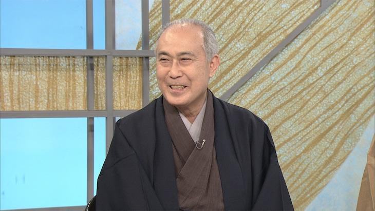 「古典芸能への招待 歌舞伎『ひらかな盛衰記 逆櫓』」より、中村吉右衛門。(写真提供:NHK)