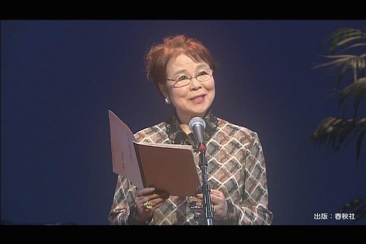 10月31日放送の「ビビット」より、市原悦子。(c)TBS