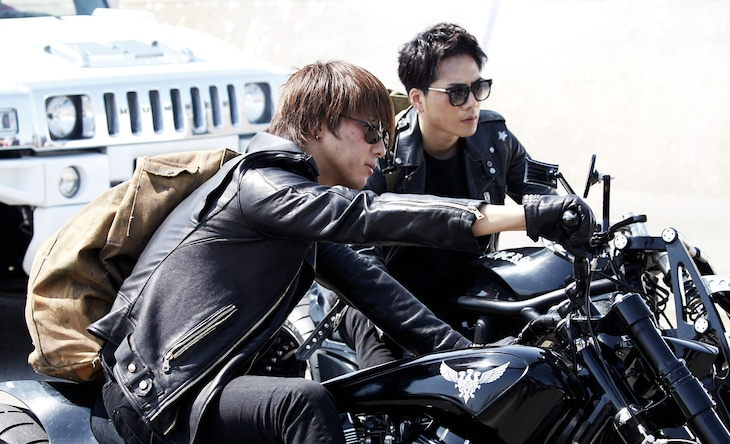 「HiGH&LOW THE MOVIE 3 / FINAL MISSION」新場面写真
