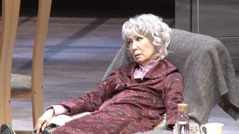 新国立劇場 開場20周年記念 2017/2018シーズン「プライムたちの夜」フォトコールより。浅丘ルリ子。