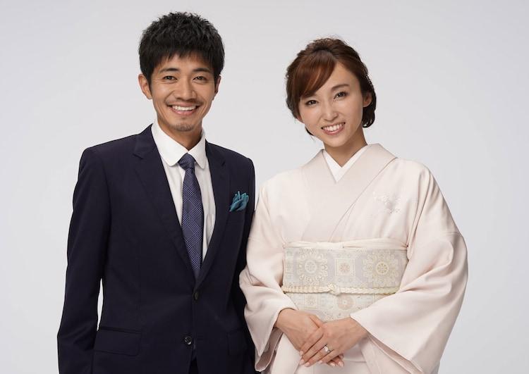 吉木りさ、俳優の和田正人と入籍「笑顔のたえない家庭を築いていける ...