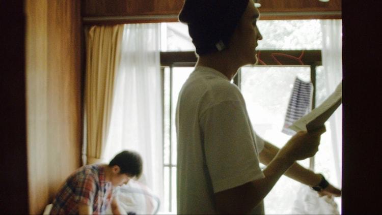 太田信吾「三月の5日間」リクリエーションドキュメンタリーより。(c)太田信吾