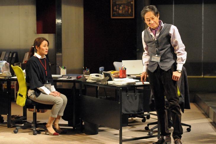 劇団青年座 第230回公演「断罪」より。(撮影:坂本正郁)