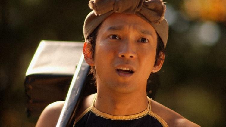 NHK総合「超入門!落語 THE MOVIE」より、辻本祐樹。(写真提供:NHK)