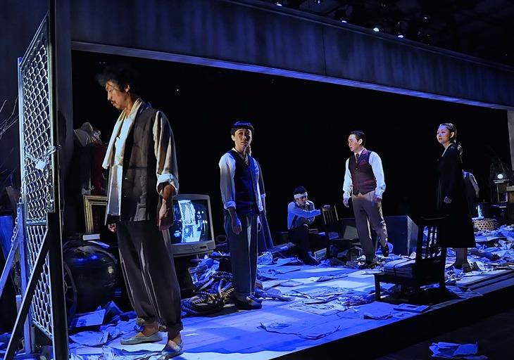 「カルメギ」前回公演より。(c)石川夕子