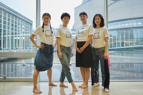 モモンガ・コンプレックス(撮影:北川姉妹)
