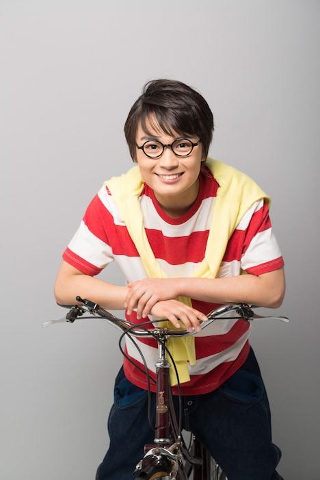 トンボ役の大西流星(関西ジャニーズ Jr.)。