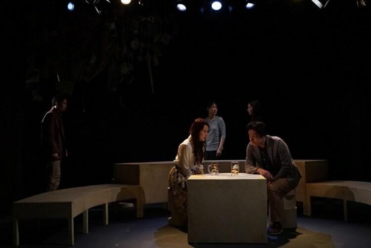 松本紀保プロデュース公演 vol.2「Farewell(フェアウェル)」より。(撮影:三浦仁)