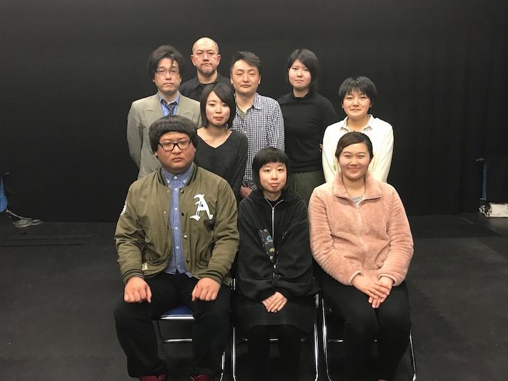 第1回なべげんイタコ演劇祭/渡辺源四郎商店第29回公演「いたこといたろう」「愛とか死とか見つめて」出演者