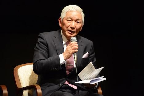 紀伊國屋書店 代表取締役会長兼社長の高井昌史氏。