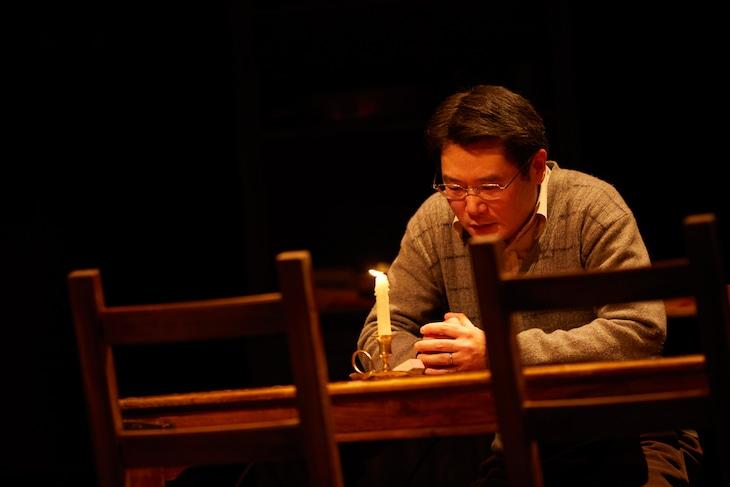 劇団チョコレートケーキ「あの記憶の記録」より。(写真:池村隆司)