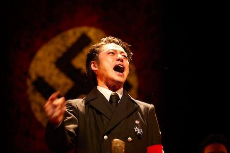 劇団チョコレートケーキ「熱狂」より。(写真:池村隆司)
