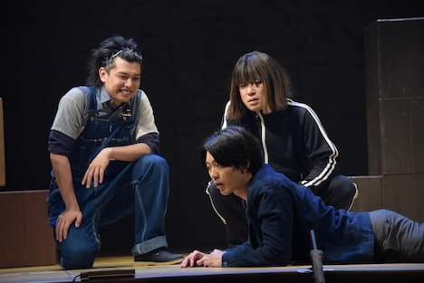 「少年社中20周年記念第二弾・第34回公演『MAPS』」より。