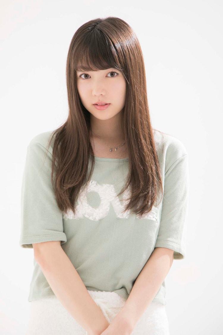 「舞台 エンテナ PLAY UNION 第8回公演」より、藤本かえでのビジュアル。
