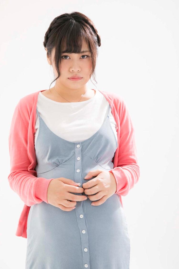 「舞台 エンテナ PLAY UNION 第8回公演」より、宮澤もえみのビジュアル。
