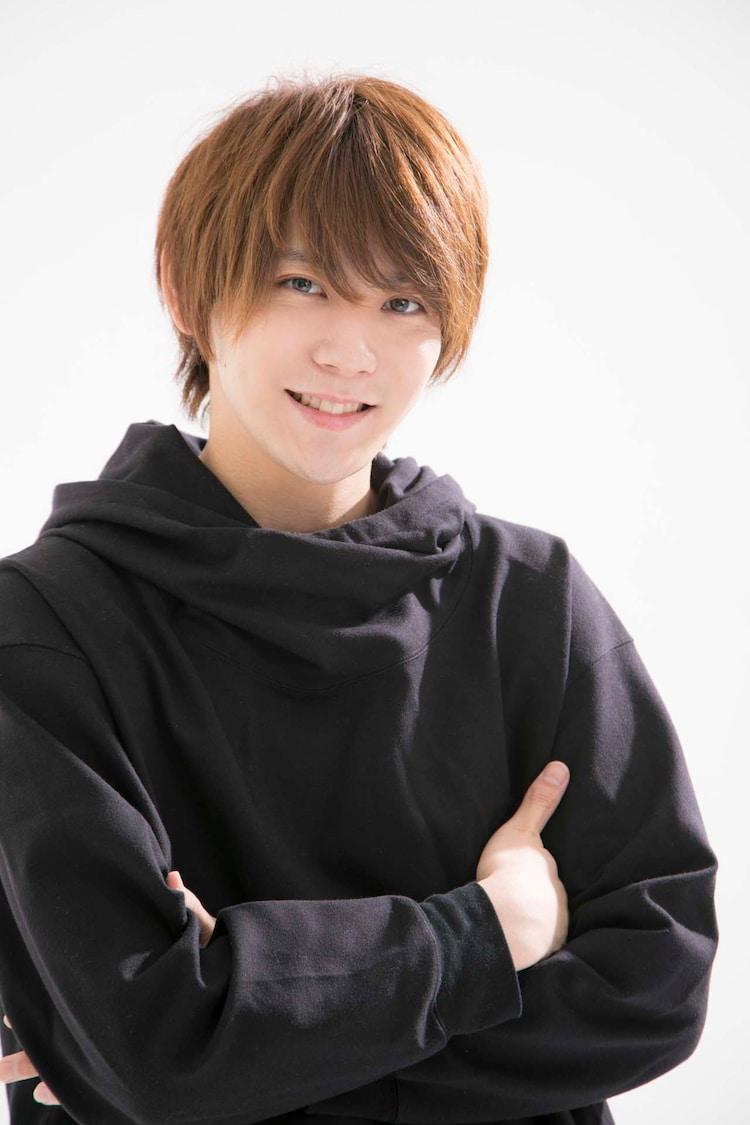 「舞台 エンテナ PLAY UNION 第8回公演」より、蔵田尚樹のビジュアル。
