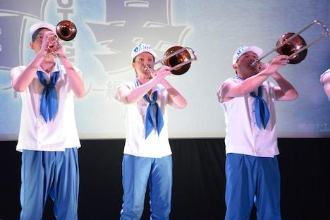 「ワンピース音宴 イーストブルー編」の参加ミュージシャンたち。