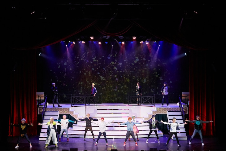 「MANKAI STAGE『A3!』~SPRING & SUMMER 2018~」より。
