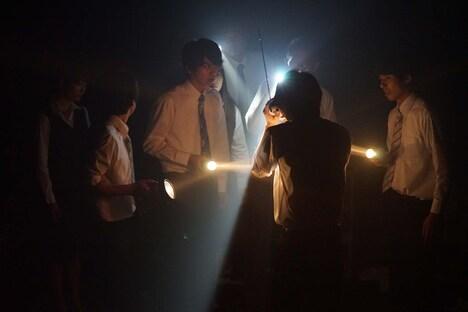 劇団た組。 第16回目公演「心臓が濡れる」ゲネプロより。