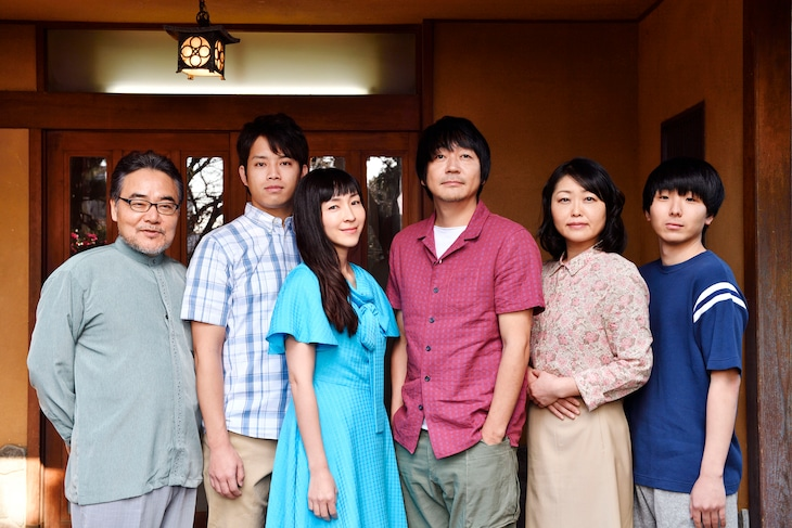 M&Oplaysプロデュース「市ヶ尾の坂 -伝説の虹の三兄弟-」ビジュアル(撮影:三浦憲治)