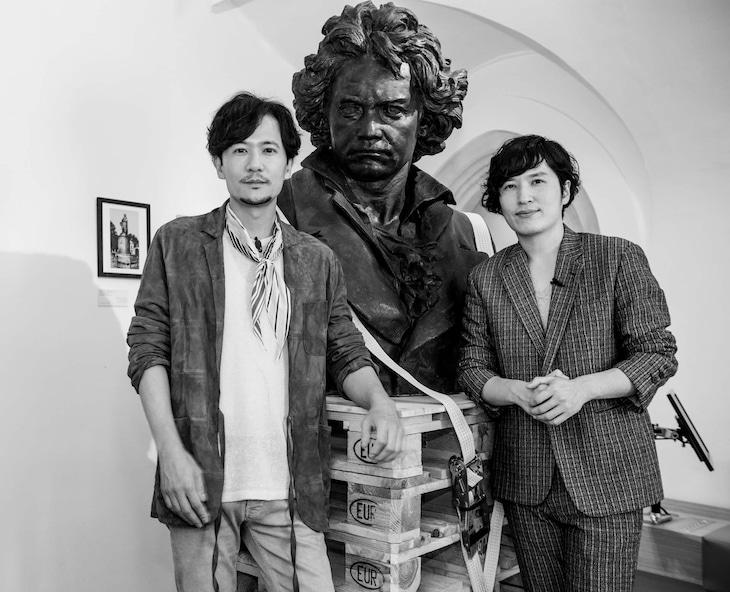 """「稲垣吾郎""""運命""""に出会う。~ウィーン ベートーヴェンの旅~」より。"""