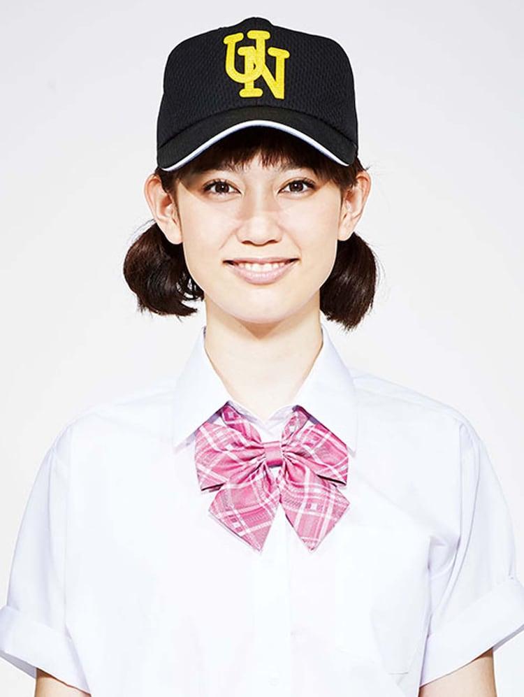 澤田美紀扮する篠岡千代。