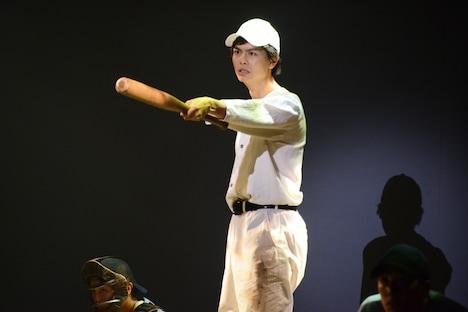 多和田秀弥演じる唐澤静。