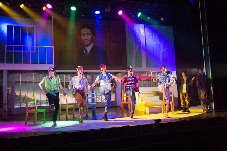 劇団プレステージ 第13回本公演「ディペンデントデイ~7人の依存症~」より。