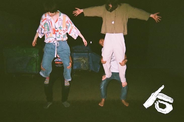 右マパターン第4回本公演「風呂の虫籠でダンス」ビジュアル