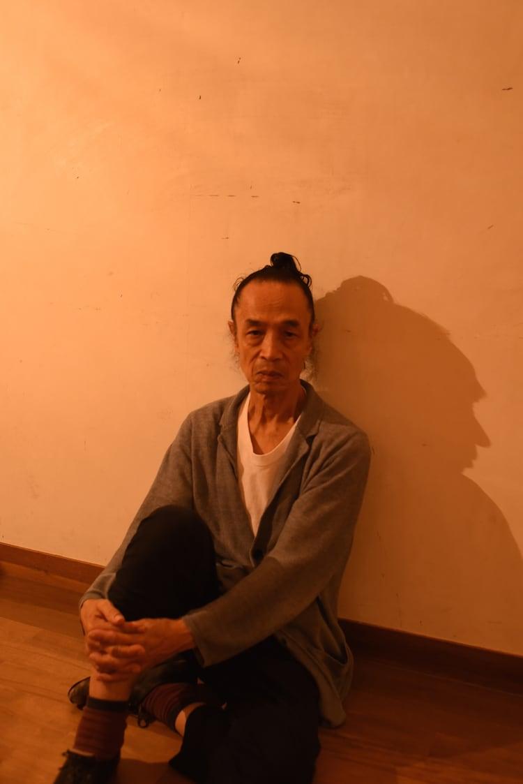 笠井叡(撮影:熊谷直子)