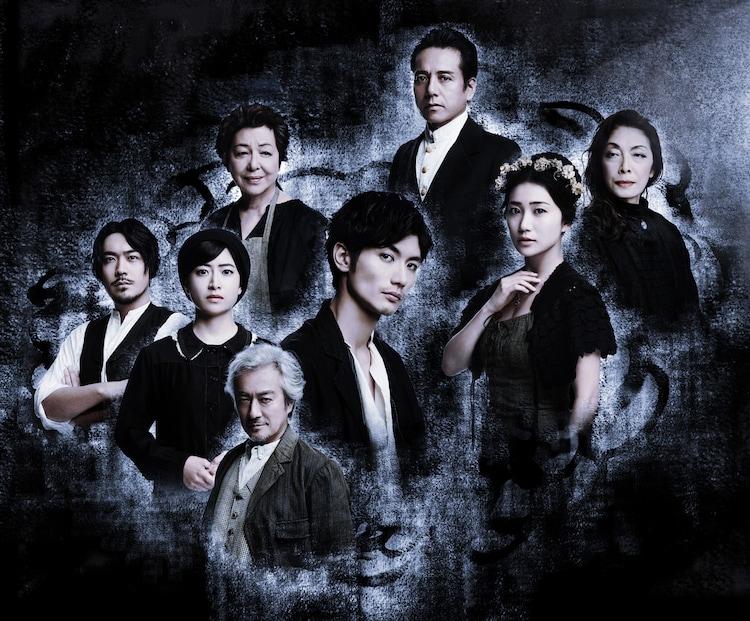 Bunkamura 30周年記念 シアターコクーン・オンレパートリー2019 DISCOVER WORLD THEATRE vol.5「罪と罰」ビジュアル