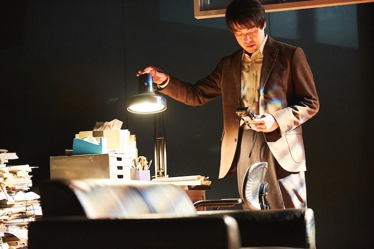 劇団チョコレートケーキ 企画公演「ドキュメンタリー」より。(撮影:藤本孝之)
