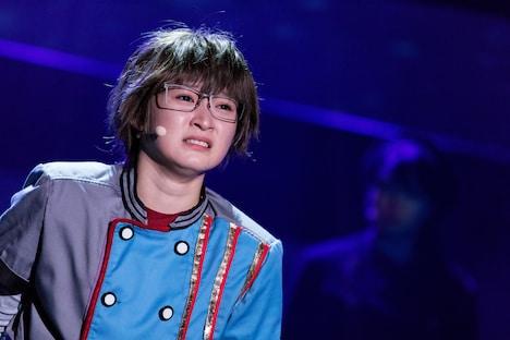 宮本佳林演じるソーマ。