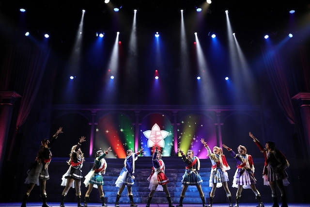 「少女☆歌劇 レヴュースタァライト -The LIVE-#2 Transition」より。